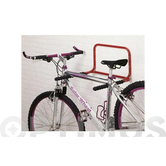 SOPORTE BICICLETA PLEGABLE PARED B053QRA ***