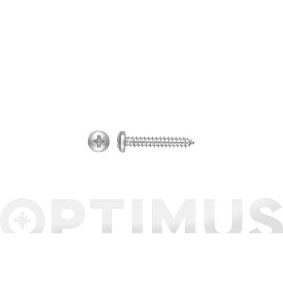 TORNILLO CHAPA 7981 C/AL 4,8X 32 ZN **/